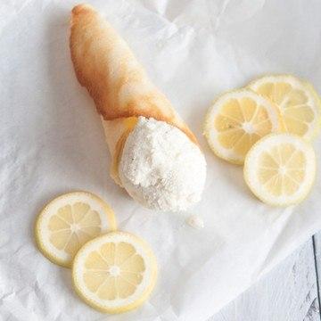 Rezept Quark-Honig-Eis