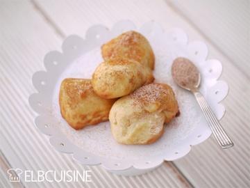 Rezept Quarkbällchen in kalorienarm – gibt's das?