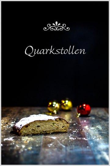 Rezept Quarkstollen