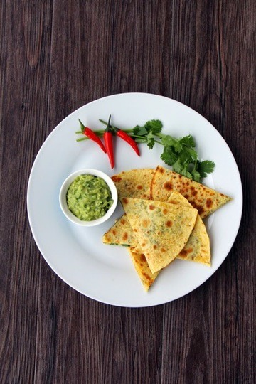 Rezept Quesadillas