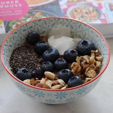 Rezept Quinoa-Frühstücksbrei
