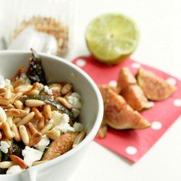 Rezept Quinoa mit Feigen und Feta