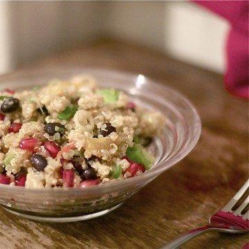 Rezept Quinoa Salat