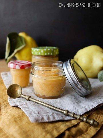 Rezept Quitten-Fruchtaufstrich