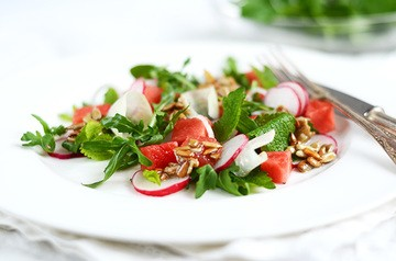 Rezept Radieschen-Rettich-Salat