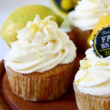 Rezept Radler Cupcakes