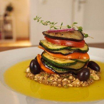 Rezept Ratatouille-Salat