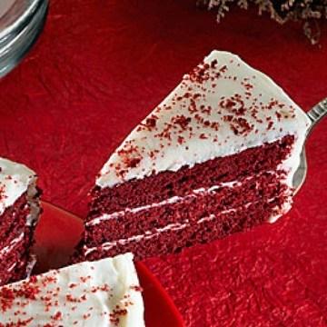 Rezept Red Velvet Cake