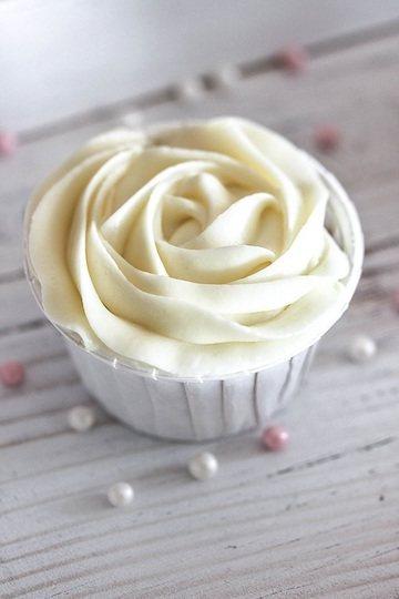 Rezept Red Velvet Rosen Cupcakes