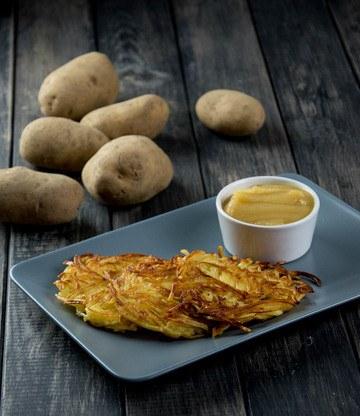 Rezept Reiberdatschi (Kartoffelpuffer)