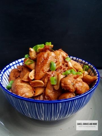 Rezept Rezept für Poulet (Huhn) Kung Pao