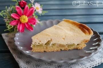 Rezept Rhabarber-Schmand-Kuchen