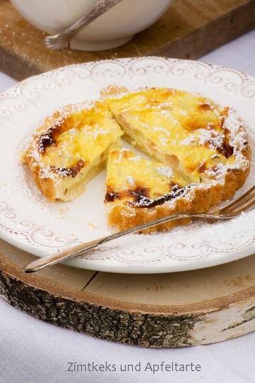 Rezept Rhabarber-Schmand-Tartelettes