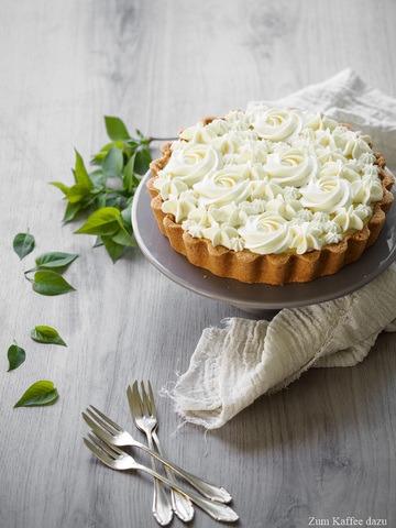 Rezept Rhabarber-Tarte mit Vanille