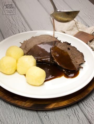 Rezept Rheinischer Sauerbraten