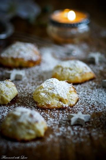 Rezept Ricotta Cookies