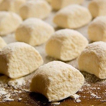 Rezept Ricotta Gnocchi