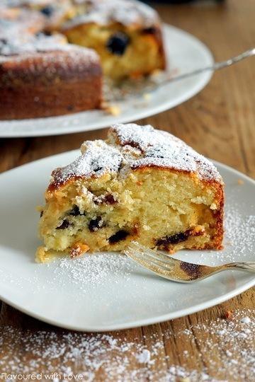 Rezept Ricotta-Kirsch-Kuchen