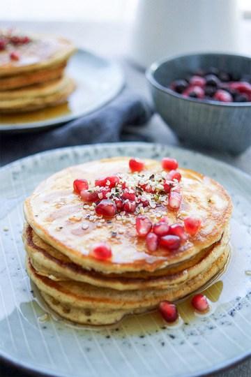 Rezept Ricotta Pancakes