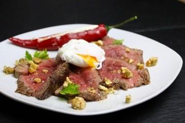 Rezept Rinderfilet mit Chili und Erdnusskaramell