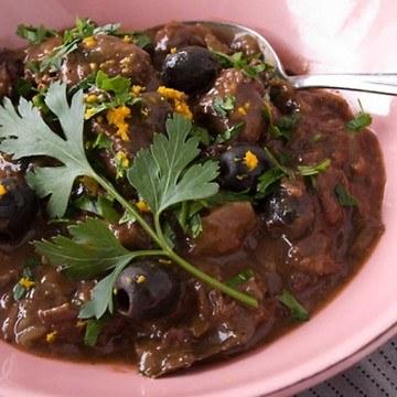 Rezept Rinderragout aus dem Languedoc