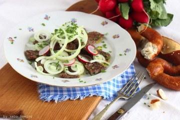 Rezept Rindfleisch sauer