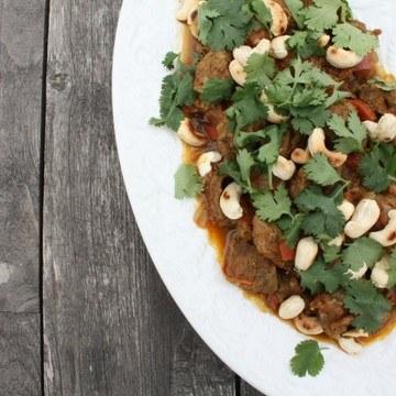 Rezept Rindscurry mit selbstgemachtem Garam Masala