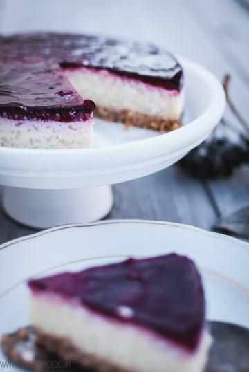 Rezept Risalamande-Kuchen