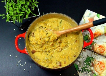 Rezept Risotto con Zucchini e Melanzane