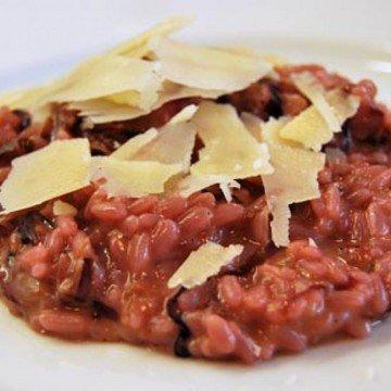 Rezept Risotto mit Radicchio