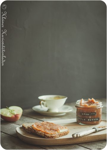 Rezept Roasted Apple Butter mit Cider & Thymian