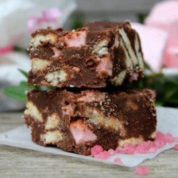 Rezept Rocky Road Cake