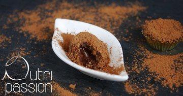 Rezept Rohkost-Schokomuffin mit flüssigem Kern