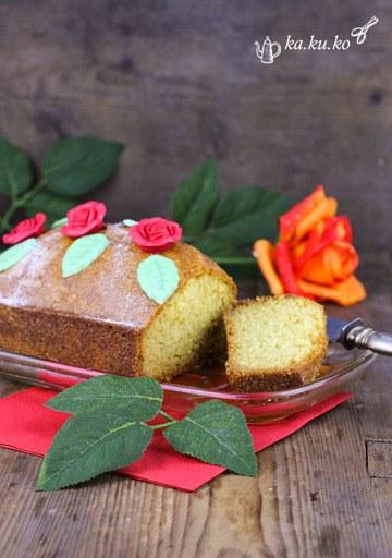 Rezept Rosen-Grießkuchen
