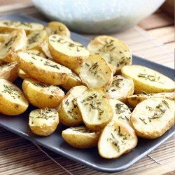 Rezept Rosmarin-Kartoffeln