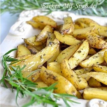 Rezept Rosmarinkartoffeln