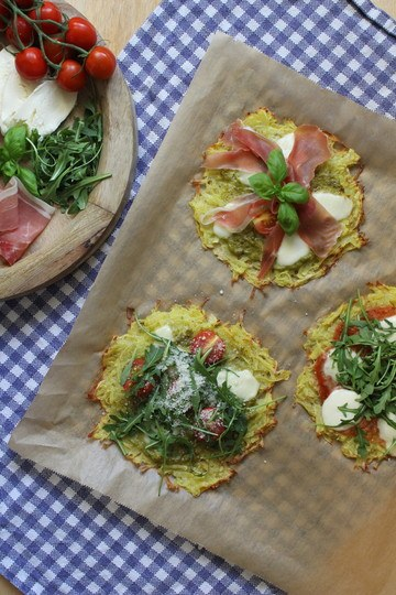 Rezept Rösti-Pizza