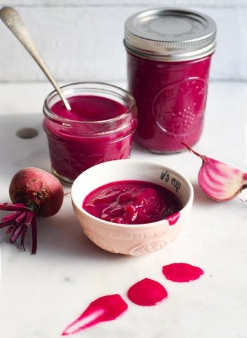 Rezept Rote Bete Ketchup