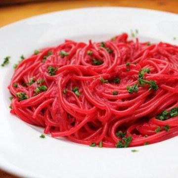 Rezept Rote Bete Pasta