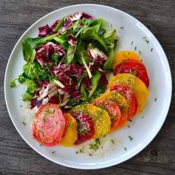 Rezept Rote Bete Salat