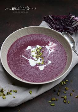 Rezept Rotkohl-Kartoffel-Suppe