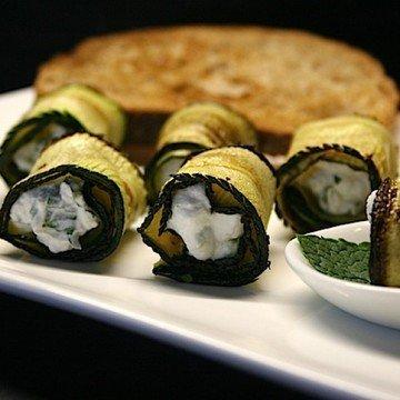 Rezept Rotoli di Zucchine