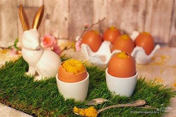 Rezept Rüblikuchen im Ei