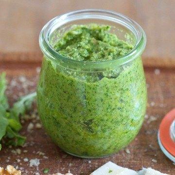 Rezept Rucola Pesto