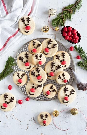Rezept Rudelph Cookies