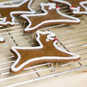 Rezept Rudolph-Lebkuchen