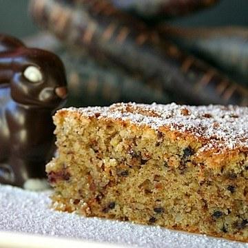 Rezept Rüebli-Kuchen mit Whiskey-Sahne