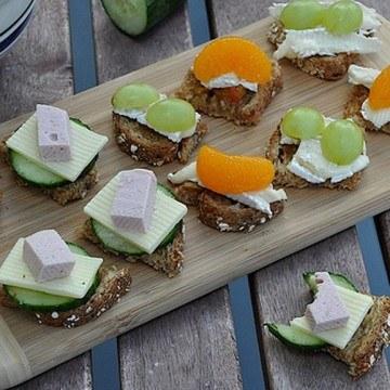 Rezept Rustikale Sandwich Teilchen