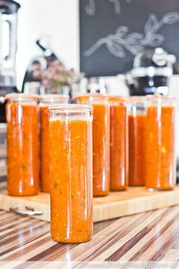 Rezept Rustikale Tomatensauce