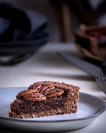 Rezept Saftiger No Bake Pekan Nusskuchen